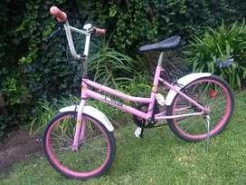 Bicicleta para niñas en perfectas condiciones!
