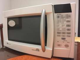 Vendo Microondas LG grill