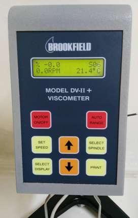 Viscosimetro Digital Brookfield Rvdv-ll