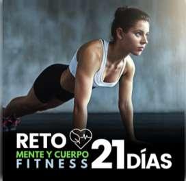 Reto 21 Días: Cuerpo & Mente Fitness