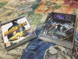 Juegos como nuevos de playstation 3- ultima generacion, todos 40.000