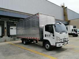 Frr 2021 camión furgón