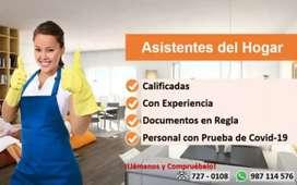 Agencia de Empleos, Empleadas del Hogar