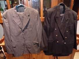 Varios Trajes y Sacos de vestir