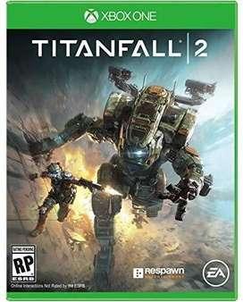 Titanfall 2 - Xbox One - FISICO COMO NUEVO