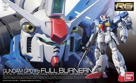 GUNDAM GP01FB FULL BURNERN RG 1/144