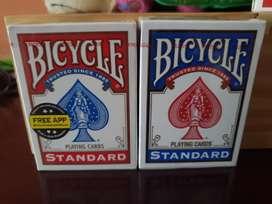 Naipes bycicle