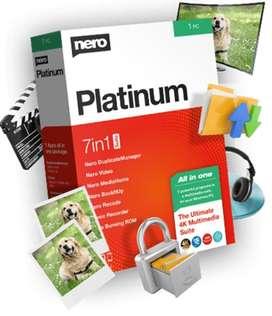 Nero Platinum 2020 Suite - PRODUCTO DIGITAL