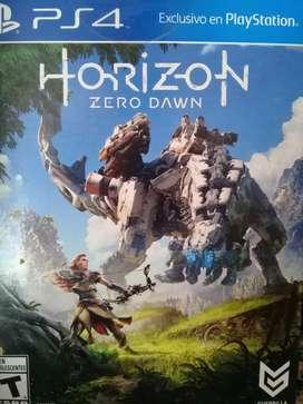 Juego PS4 HORIZON ZERO DAWN