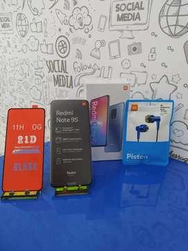 Xiaomi Note 9s 128Gb 6Gb Ram. Incluye IVA
