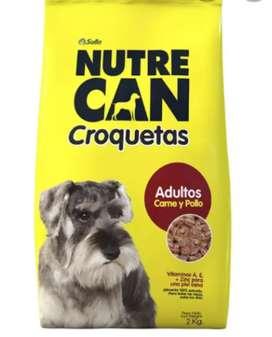 NUTRE CAN CROQUETAS 15 kg