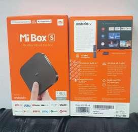 MI BOX S TV
