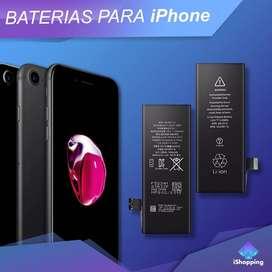 Baterias de iPhone 7