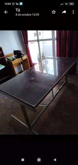 Mesa +escritorio+rack