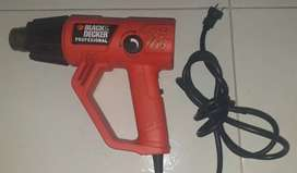 PISTOLA DE CALOR BLACK DECKER