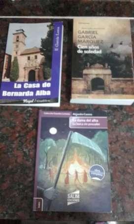 Libros exelente estado