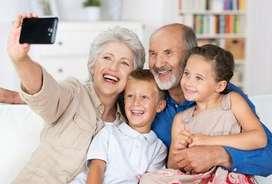 Manejo de dispositivos móviles celulares, tablets, portátiles para adultos y tercera edad en Pasto