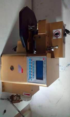 Maquinaria para zapatería