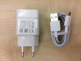 Cargador 2A Micro Usb Carga Rapida Huawei Original P8,9,10, Mate