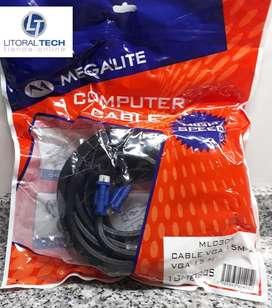 Cable VGA 10 metros