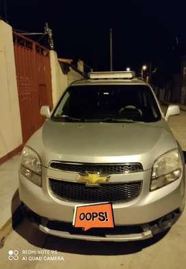 Se vende Chevrolet Orlando año 2013