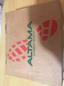 Botas de combate ALTAMA No 36