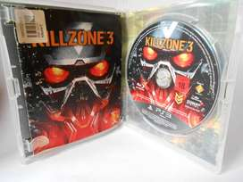 Killzone 3 Ps3 Juego Fisico Como Nuevo Original Playstation3