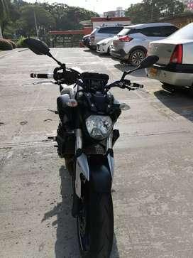 Vendo Yamaha mt07