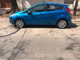 Ford Fiesta 1.6L SE PLUS POWERSHIFT MEXICANO.