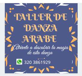 Clases de danza àrabe