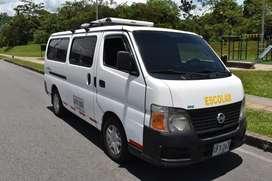 Se vende Nissan Urvan