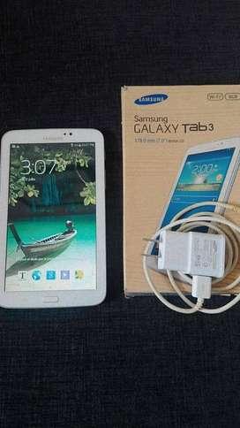 Samsung galaxy Tab 3 sin usar