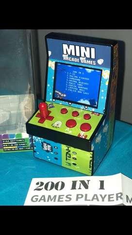 Consola mini classic arcade
