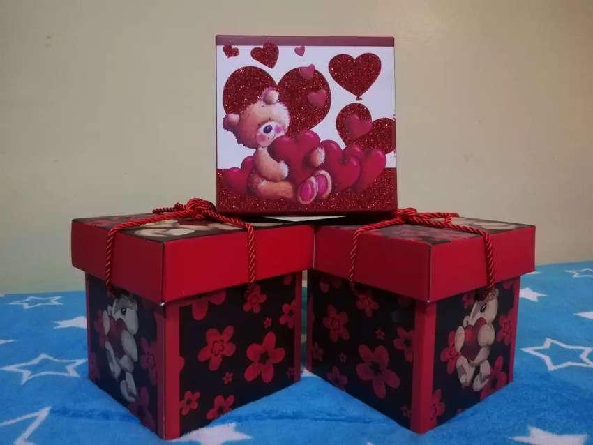 Cajas para regalo 0