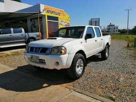Nissan Frontier 2014 4x4 Mec 2.5 Diesel
