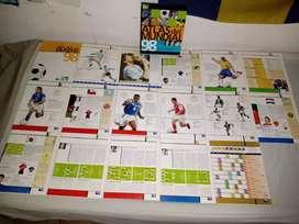 Altas del mundial de fútbol 1998