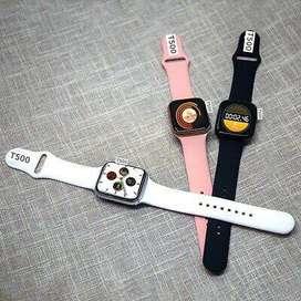 Smartwatch T500, Reloj Inteligente, Imp Ip68. Calidad 100%