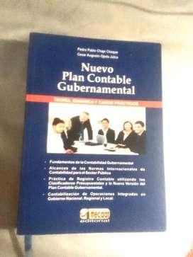 Nuevo plan contable gubernamental