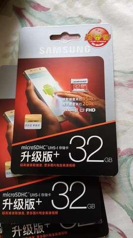 Memoria Samsung Micro Sd 32 Gb Original