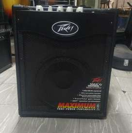 Amplificador Peavey Max Bass 110v