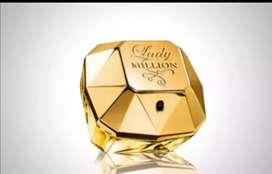 Perfume original de lady million a buen precio