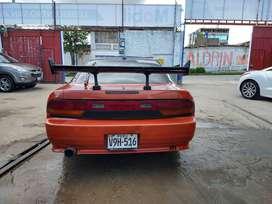 Se vende Nissan deportivo modelo SX 240