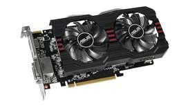 Vendo placa de video AMD Radeon R9 270 ASUS