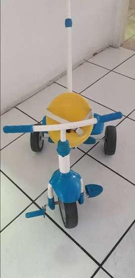 Triciclo SmarTrike como nuevo