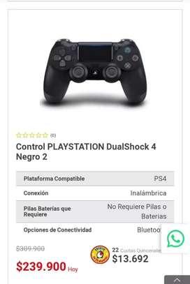 Control de PS4 PRO original y con poco uso