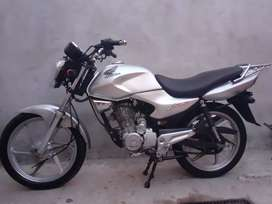 honda storm 2008 impecable