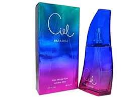 Nuevo Perfume Ciel Paradise Eau De Parfum 80ml