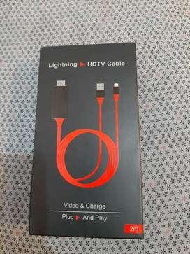 Se vende Cable HDTV