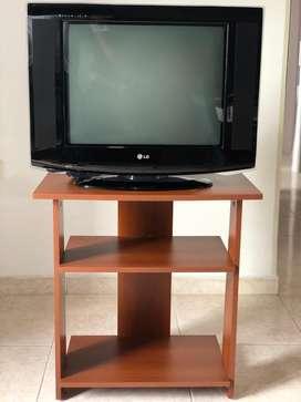 "Tv lg pantalla plana, 21"", ultraslim"