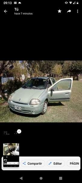 Vendo Clio 2 2001 full 1.9 diesel